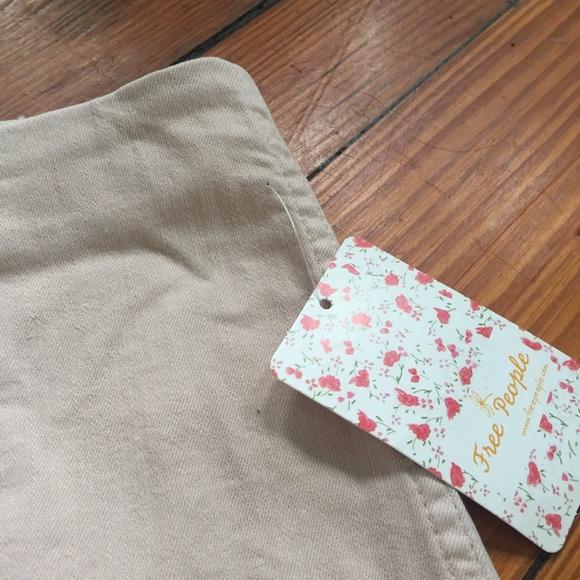 0479f2722 Free People Skirts   Modern Femme Denim Mini Skirt   Poshmark